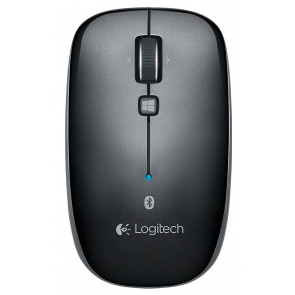 Logitech Bluetooth Mouse M557 for PC Black